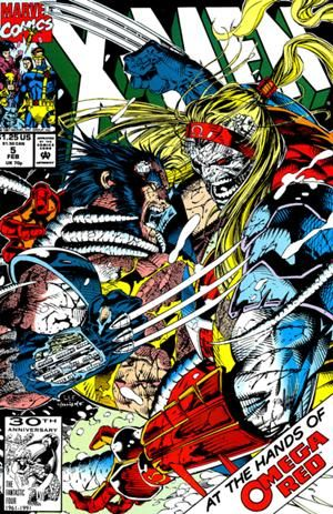 X Men 1 1st Series 1991 October 1991 Marvel Comics Grade Nm Comic Book Heroes Marvel Comics Covers Marvel Comic Books
