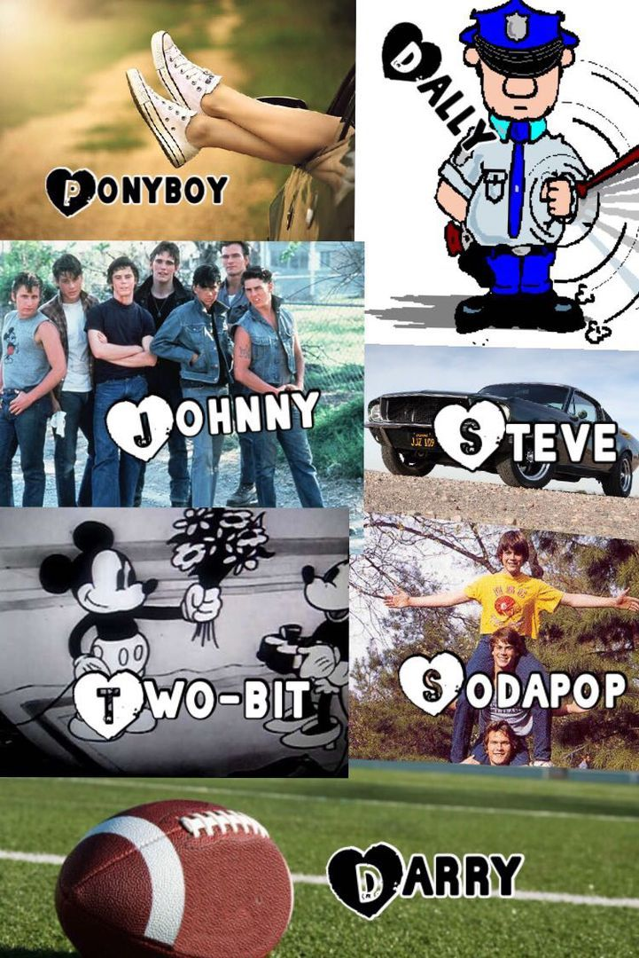 The outsiders preferences!!!!!!!!! - Favorite thing to do on
