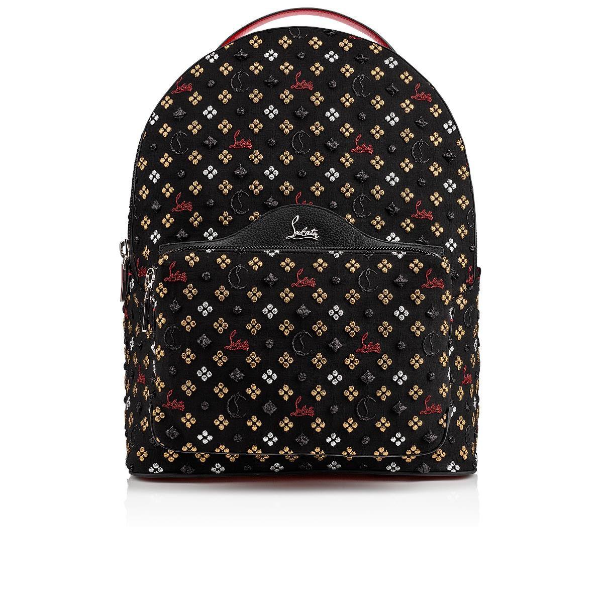 cd3be4eafe0 CHRISTIAN LOUBOUTIN Backloubi Backpack. #christianlouboutin #bags ...