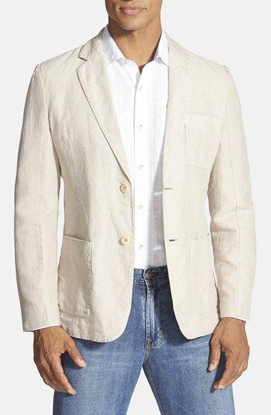 Tommy Bahama Milano Lino Cotton Amp Linen Sport Coat