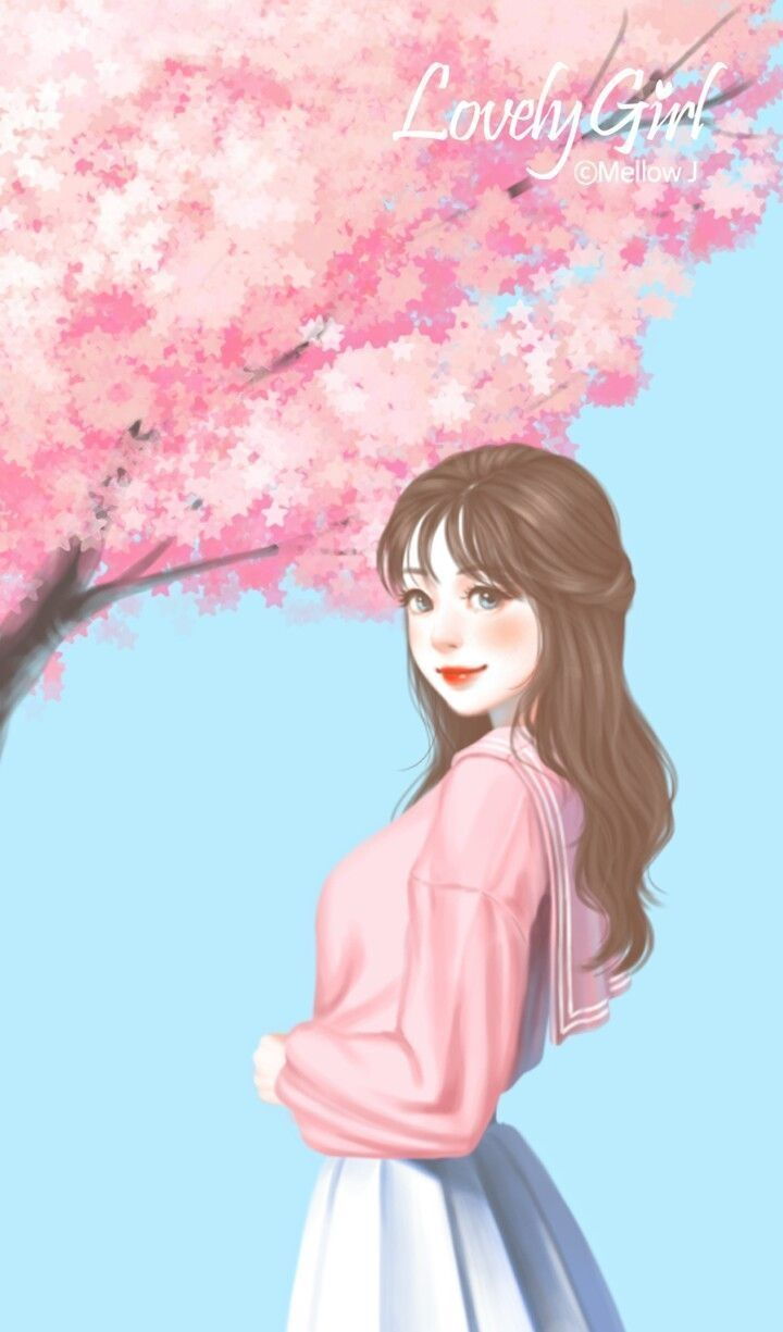 Cute Korean Anime Wallpapers Top Free Cute Korean Anime Intended For Korean Cartoon Wallpaper Anime Art Beautiful Cute Anime Wallpaper Anime Wallpaper