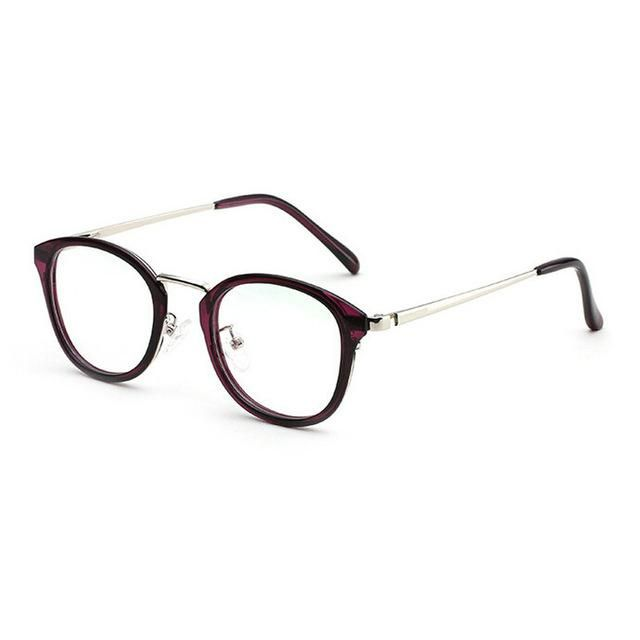 bd9366cd9d 2016 fashion big glasses frame men and women retro vintage decorative  frames without lenses round glass frame oculos de grau
