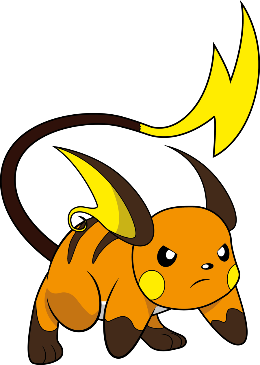 Raichu is often used as a lead, and can help severely ...