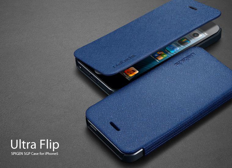 Spigen Ultra Flip Iphone 5 Case The Samsung Flip Cover Clone Gadgetmac Iphone 5 Case Iphone 5 Spigen