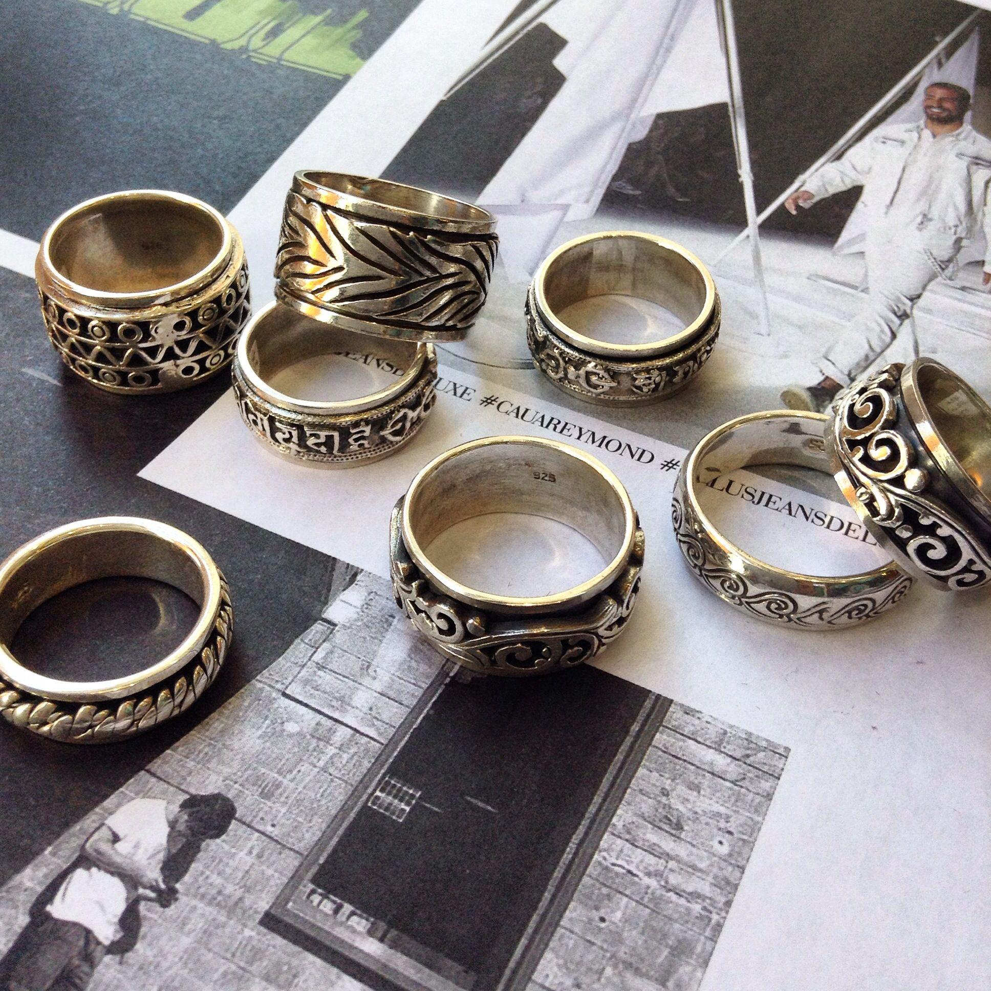 Anéis masculinos
