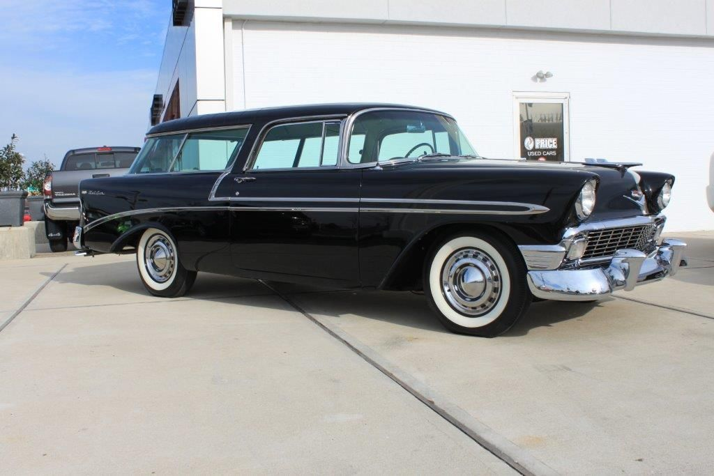 Classic 1956 Chevy Bel Air Nomad Used In The Movie Dead Poets