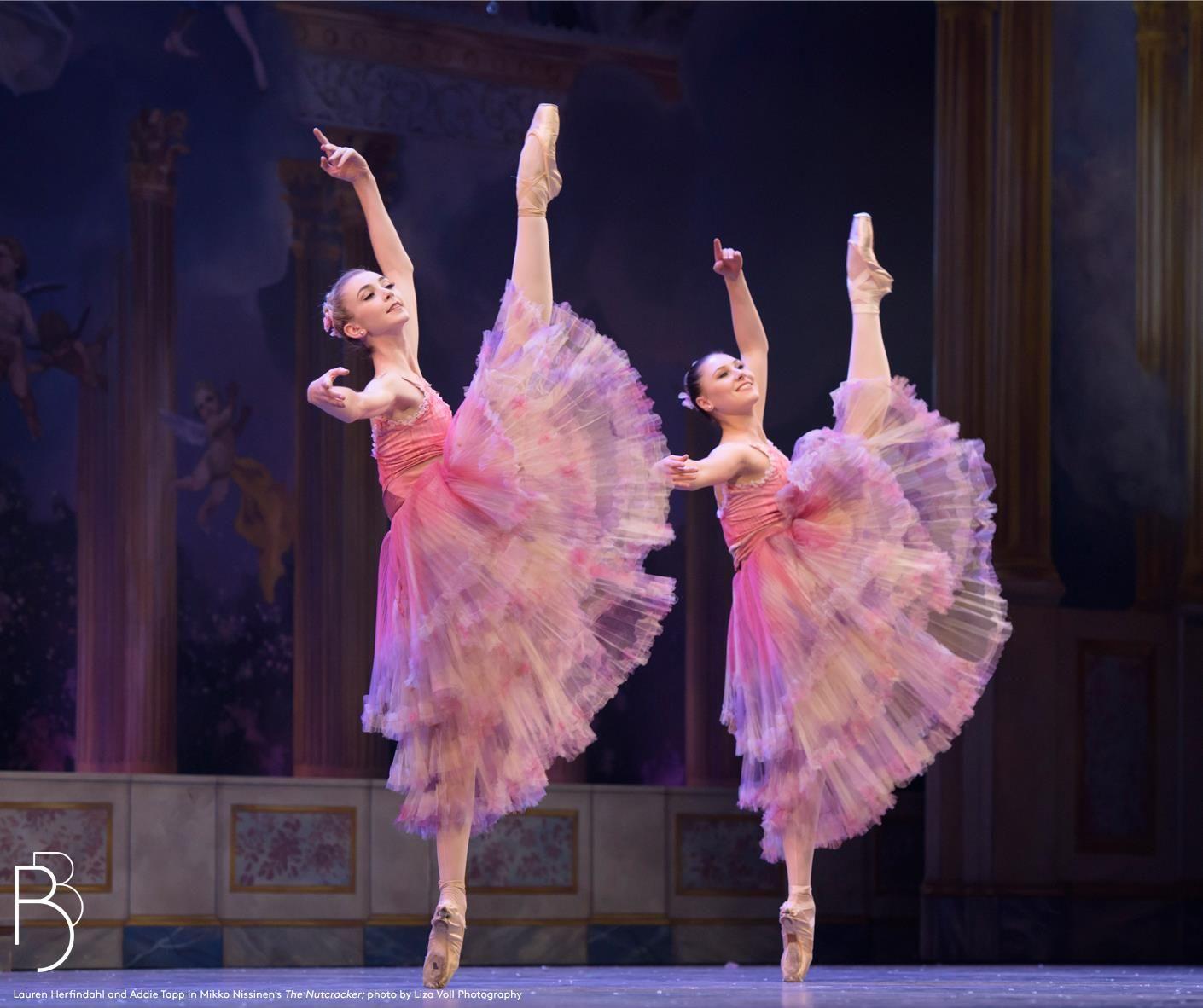 Boston Ballet\'s \'The Nutcracker\' | BALLET | Pinterest | Ballet ...