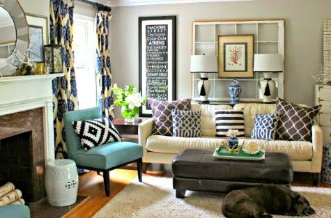 southern home accents | Southern Home Charm with Coastal & Nautical Accents  - Completely .