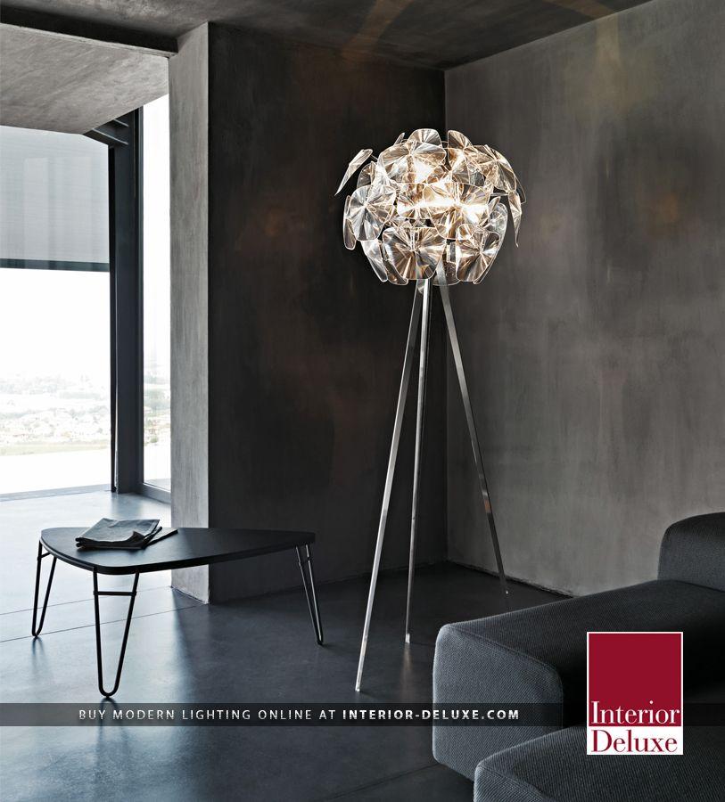 Hope Floor Lamp - LucePlan  Shop Online At http://www.interior-deluxe.com/hope-floor-lamp-p12301.html  #ModernLighting