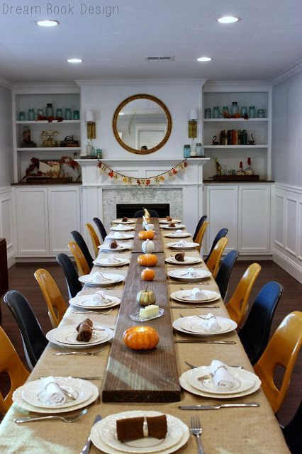 Thanksgiving Recap: Hosting 25 People