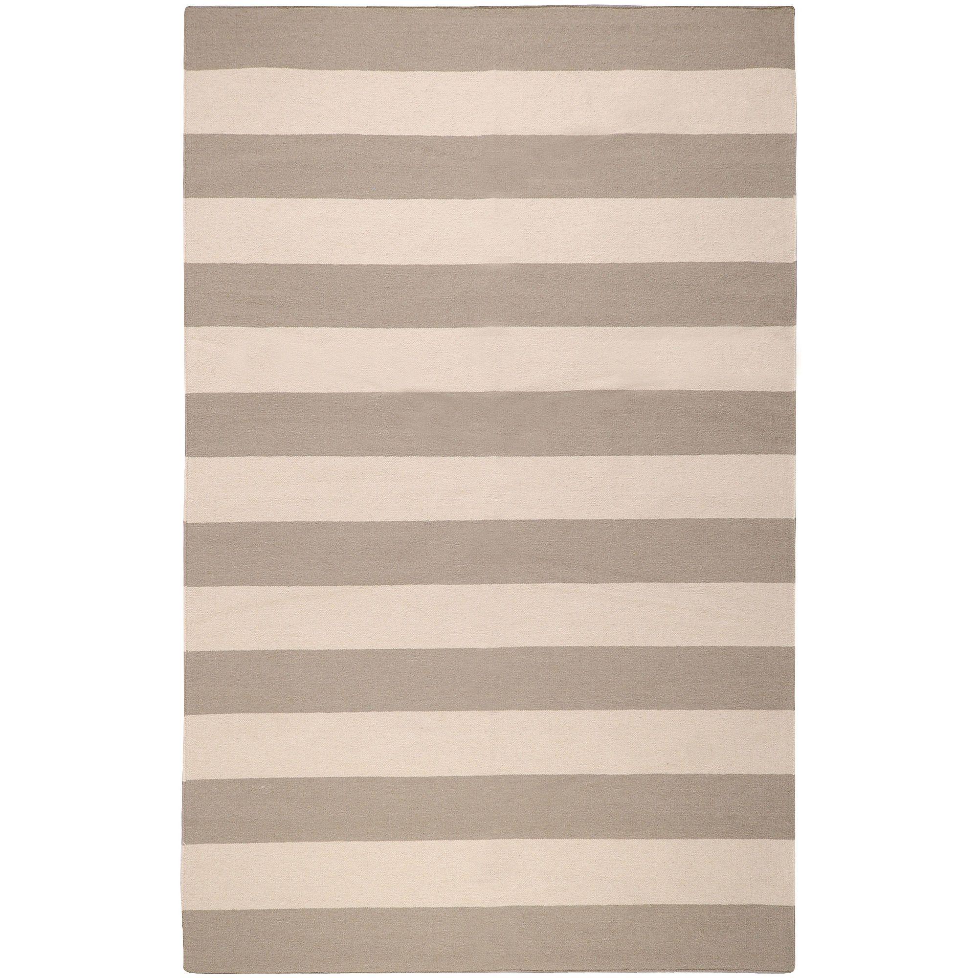 neutral rug.