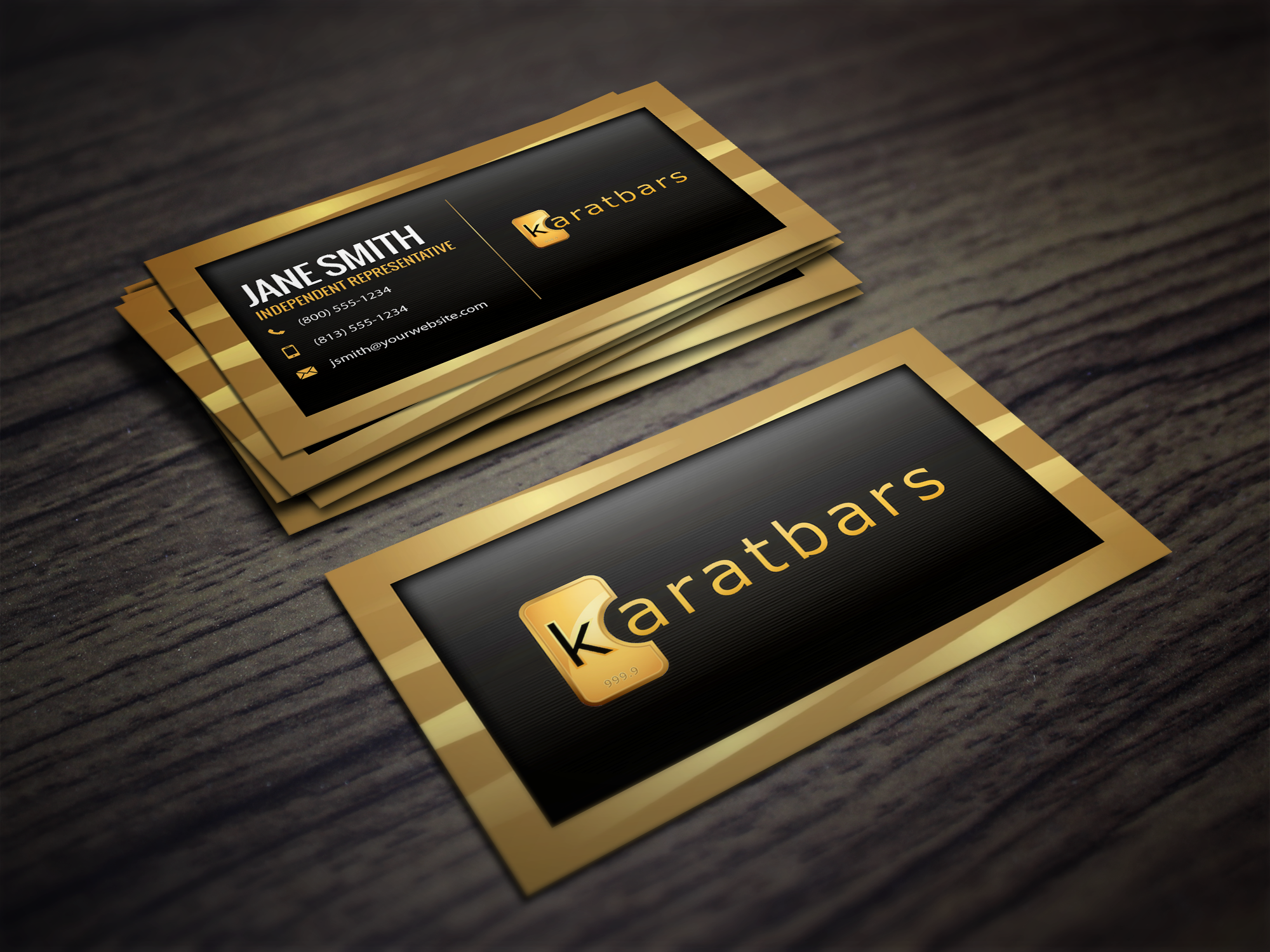 Karatbars Business Cards Free Shipping Free Business Cards Karatbars Visiting Cards