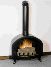 Orchard Portable Gel Fuel Fireplace- Wildon Home-Appliances