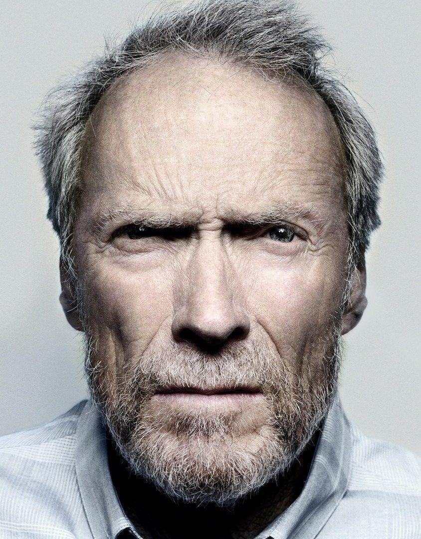 Clint Eastwood - Photographer Platon