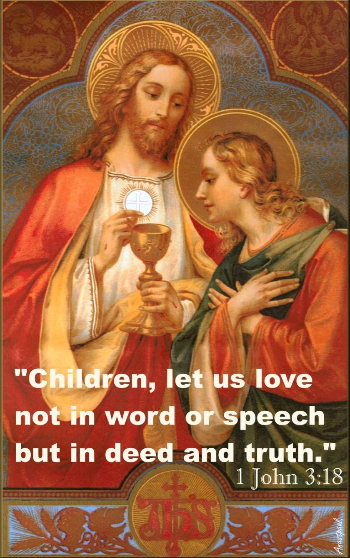 jesus last supper speech