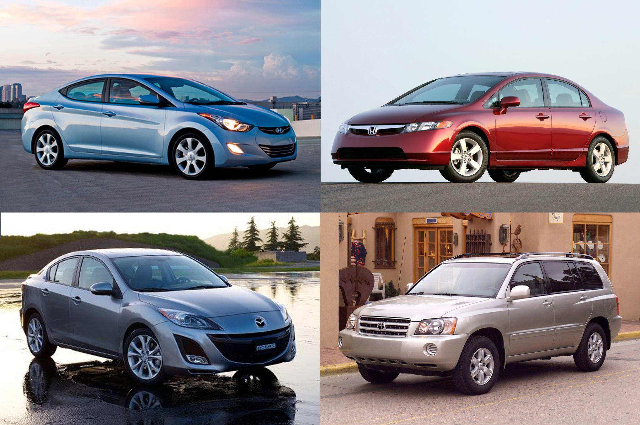 Cheap used cars teens