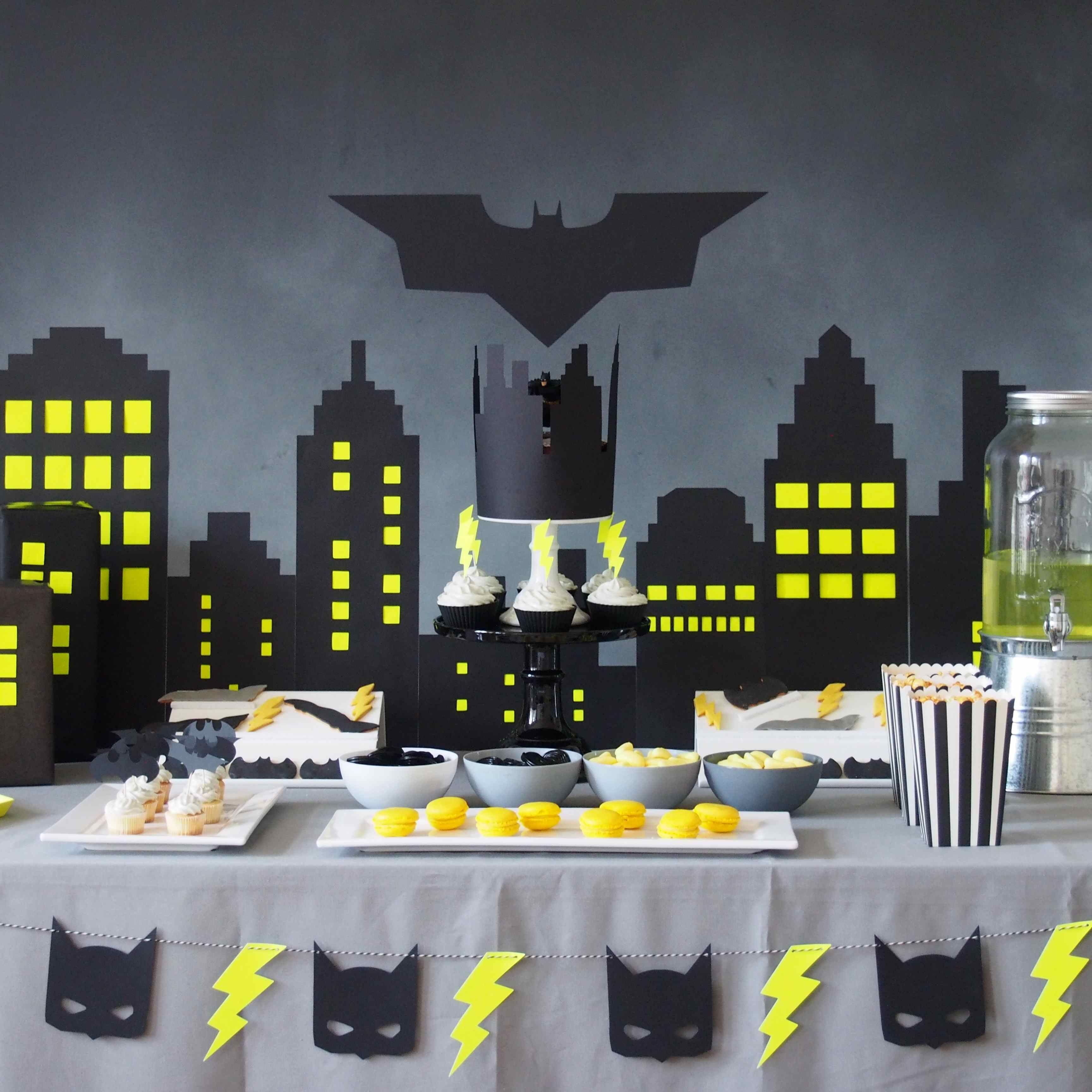 Today Im Batman Batman Batman party and Birthdays