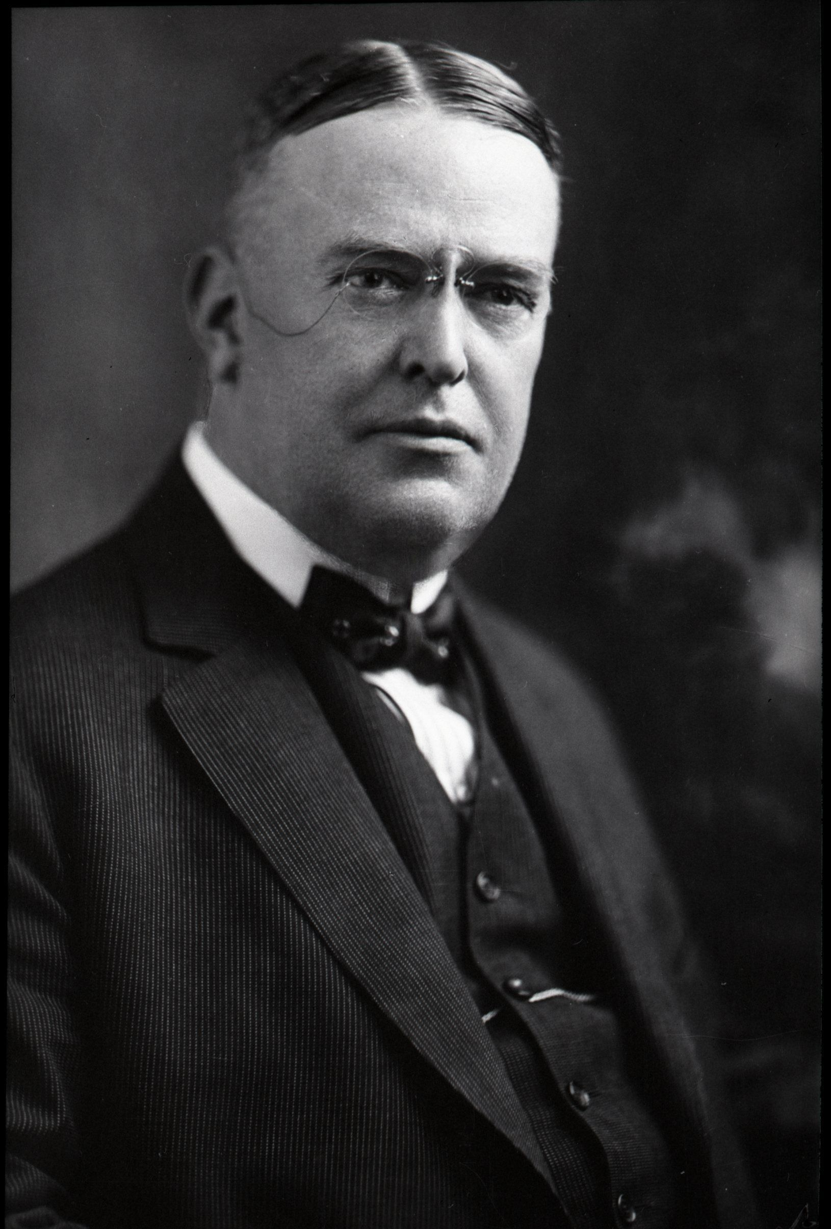 Ban Johnson, founder of the MLB's American League