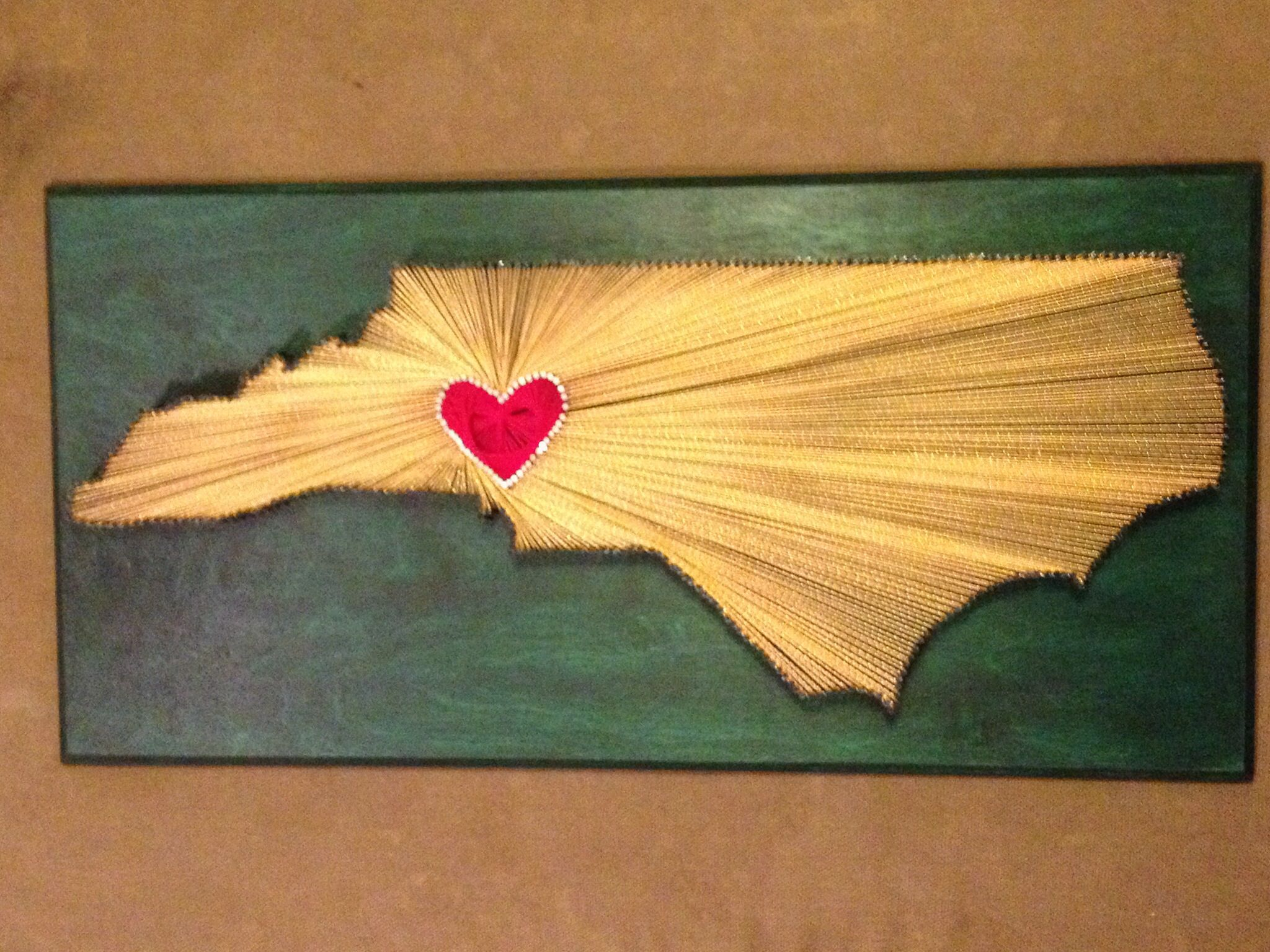 north carolina string art in unc charlotte colors nailedit only north carolina string art in unc charlotte colors nailedit only i would do it