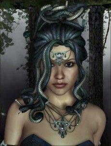 The Gorgon, Zola
