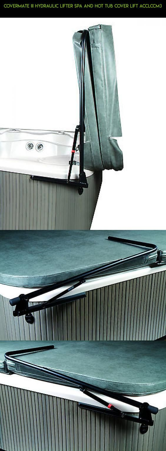CoverMate III Hydraulic Lifter Spa and Hot Tub Cover Lift ACCLCCM3 ...