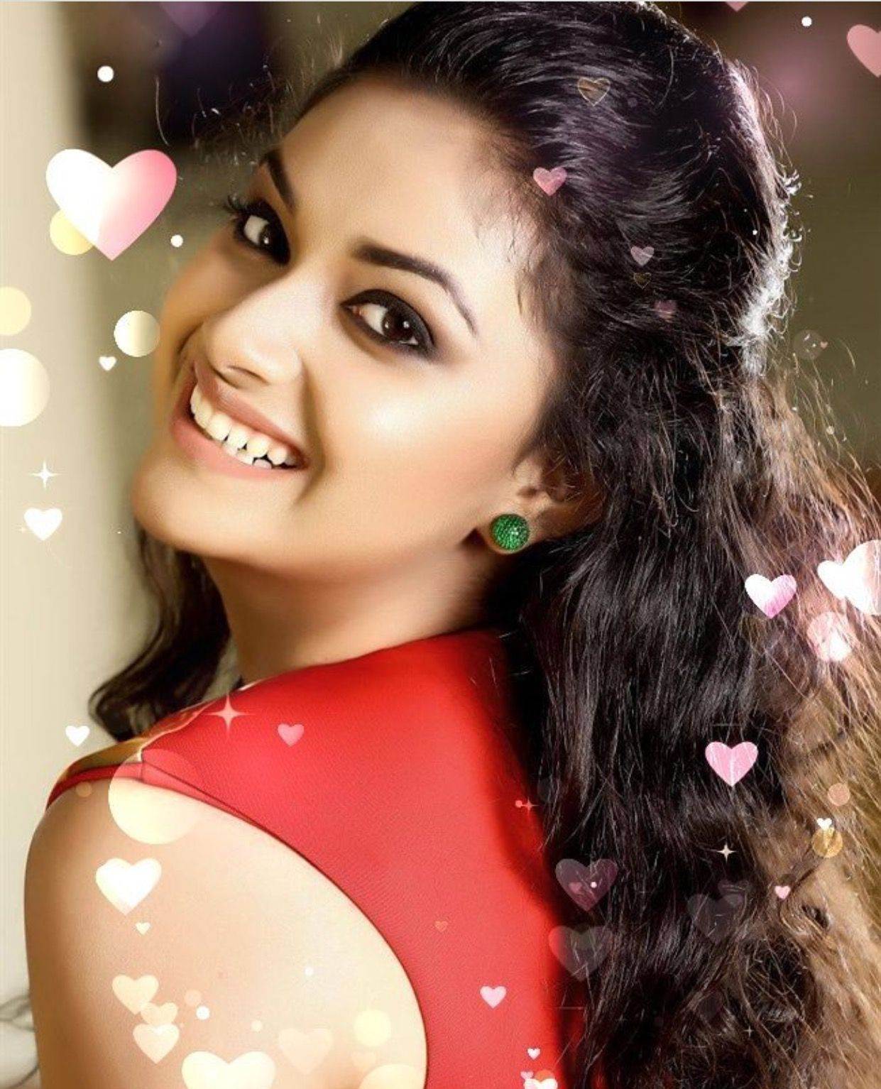 tollywood actress keerthi suresh | indian beauties | pinterest