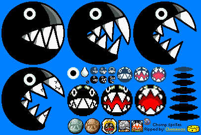 The 'Super Mario' Chain Chomp Makes Lamps Exciting