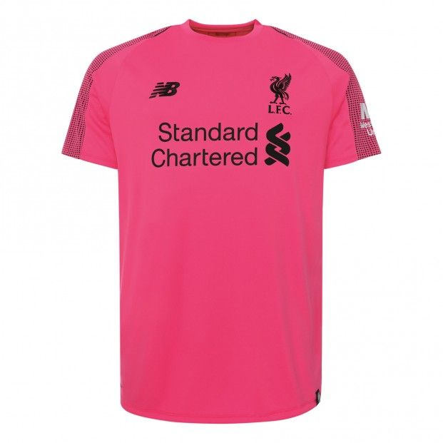f8726f0d7a1 Buy the LFC Mens Goalkeeper Third Shirt 18 19 from the Official LFC Online  Store