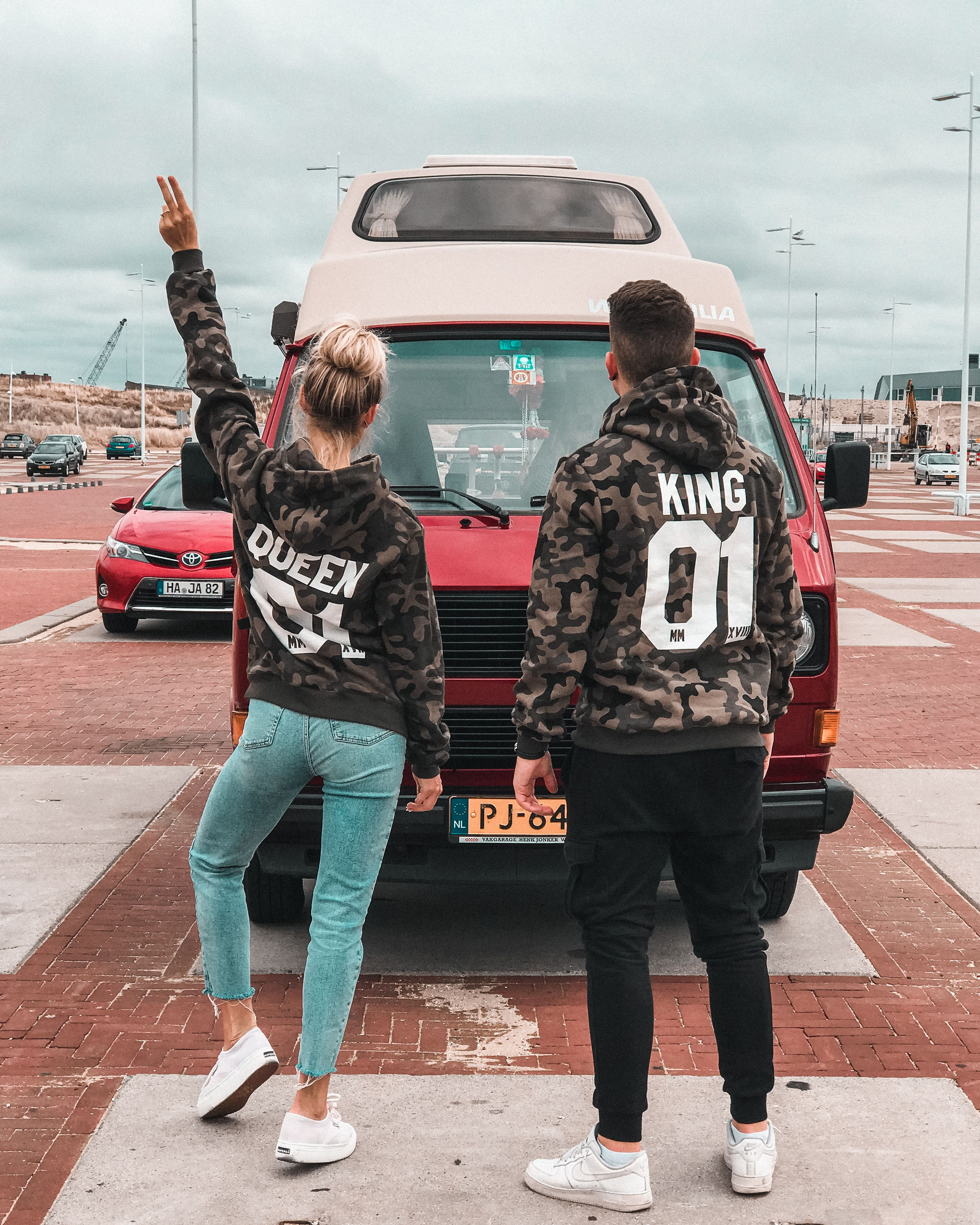 4cbf5d2b1095e4 couple goals, couple style, roadtrip, relationship goals, couplegoals,  partner style, partner fashion, king and Queen, partner T-shirts, love,  relationship, ...