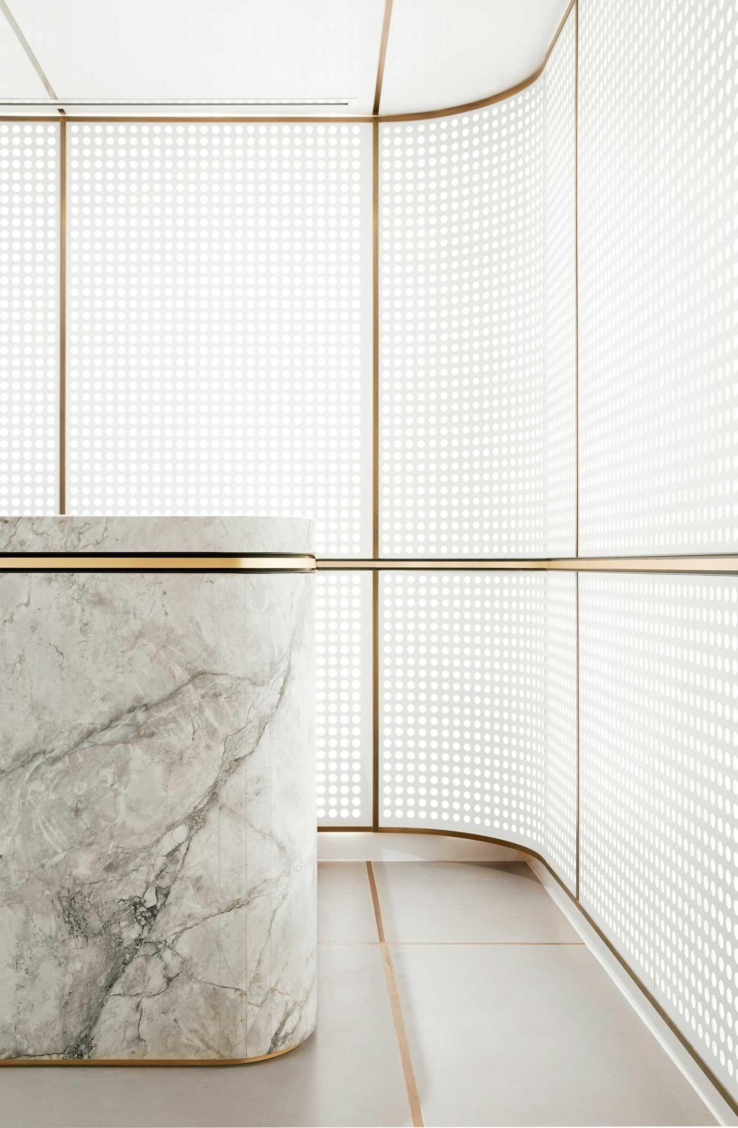 Mim Design Creates Office for Landream | Pinterest | Rezeption ...