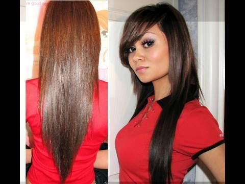 how to style layered hair with bangs best 25 cut side bangs ideas on side swept 3899 | 133ad73ddb84c9506bbc1909a5c6a924