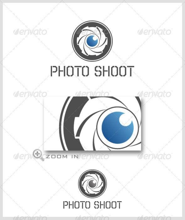 Photo Shoot Logo Template   Logo templates, Photo shoots and Template