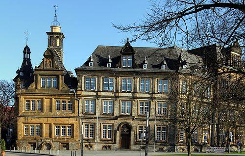 Bielefeld, Ratsgymnasium