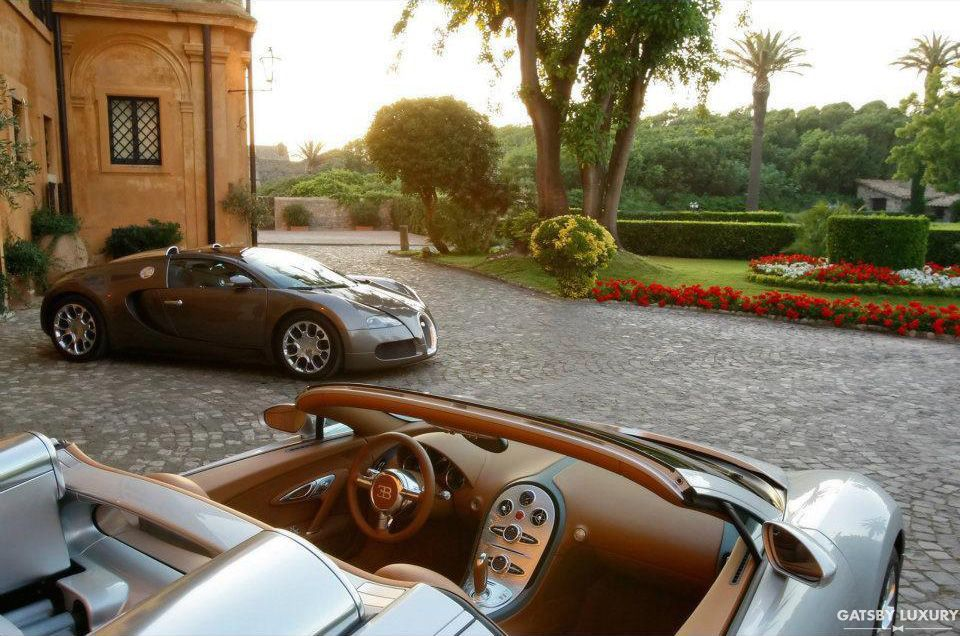 Good morning… Have a great day – Gatsby, Lifestyle, Bugatti Veyron
