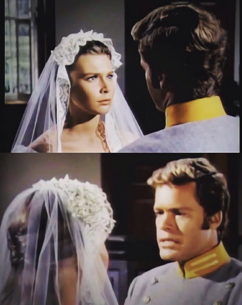 sixties doug mcclure and pamela tiffin in the lively set  rosemary forsyth weds doug mcclure in movie shenandoah