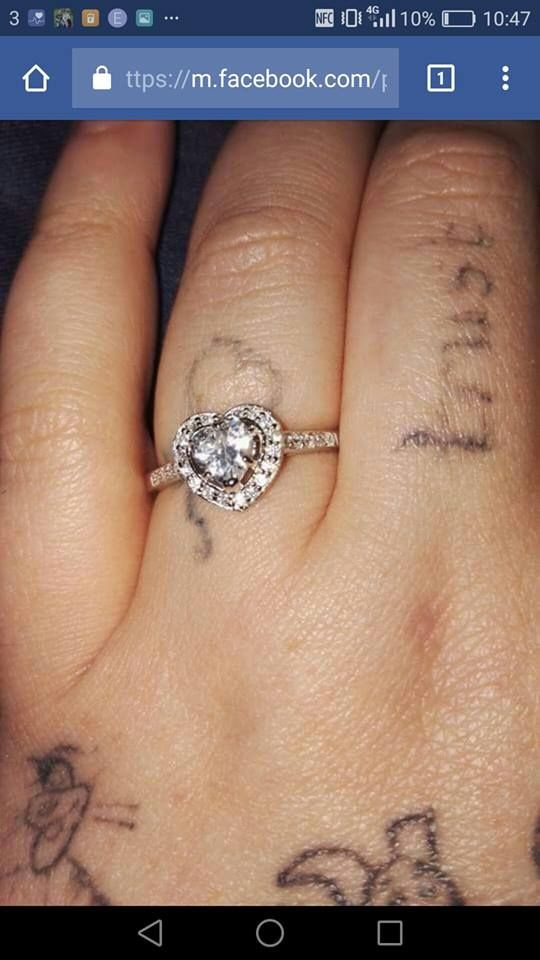 Lost My Engagement Ring On Friday Evening Between Netherley, Sainsburyu0027s  And Woolton During The Heavy