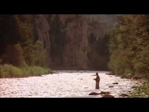 The Closing Scene Of A River Runs Through It One Of My Favorite