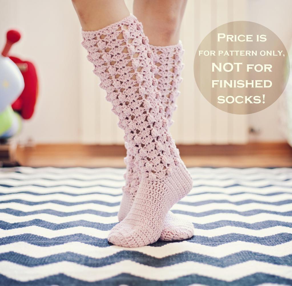 Ladies GiGi Socks | Tejido
