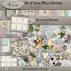 Bits of Spring [Mega Collection]