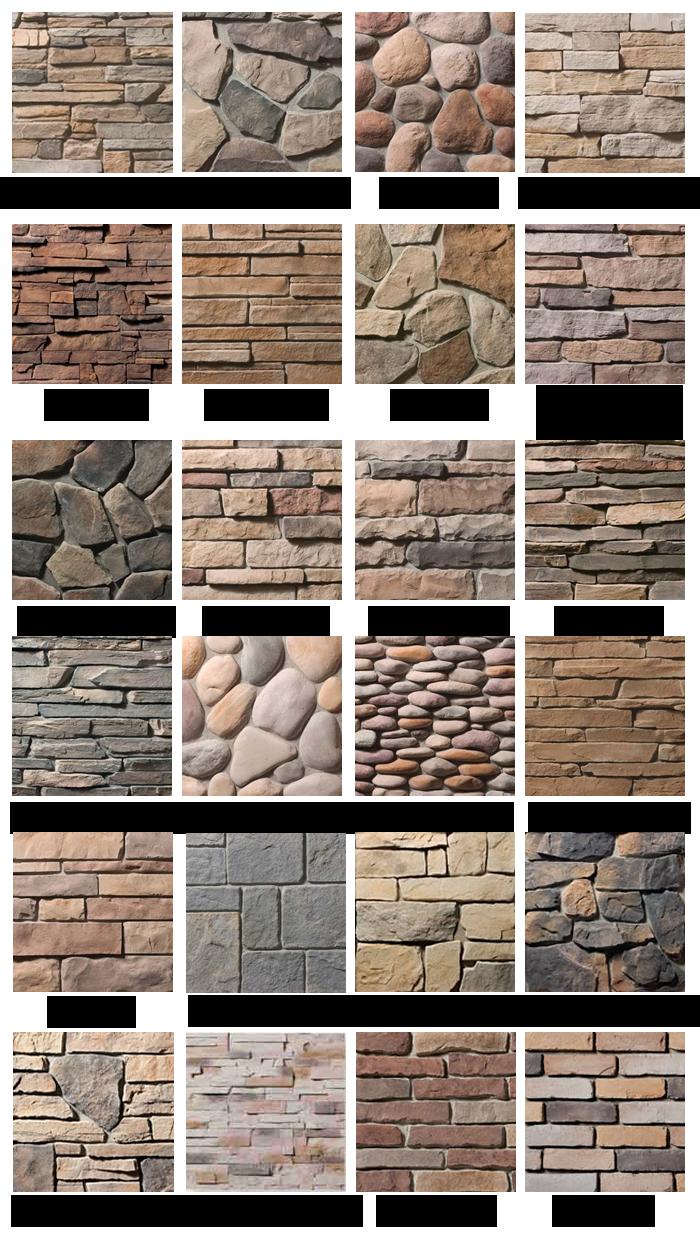 Stone Brick Muro Di Pietra Esterno In Pietra Esterno Casa Pietra