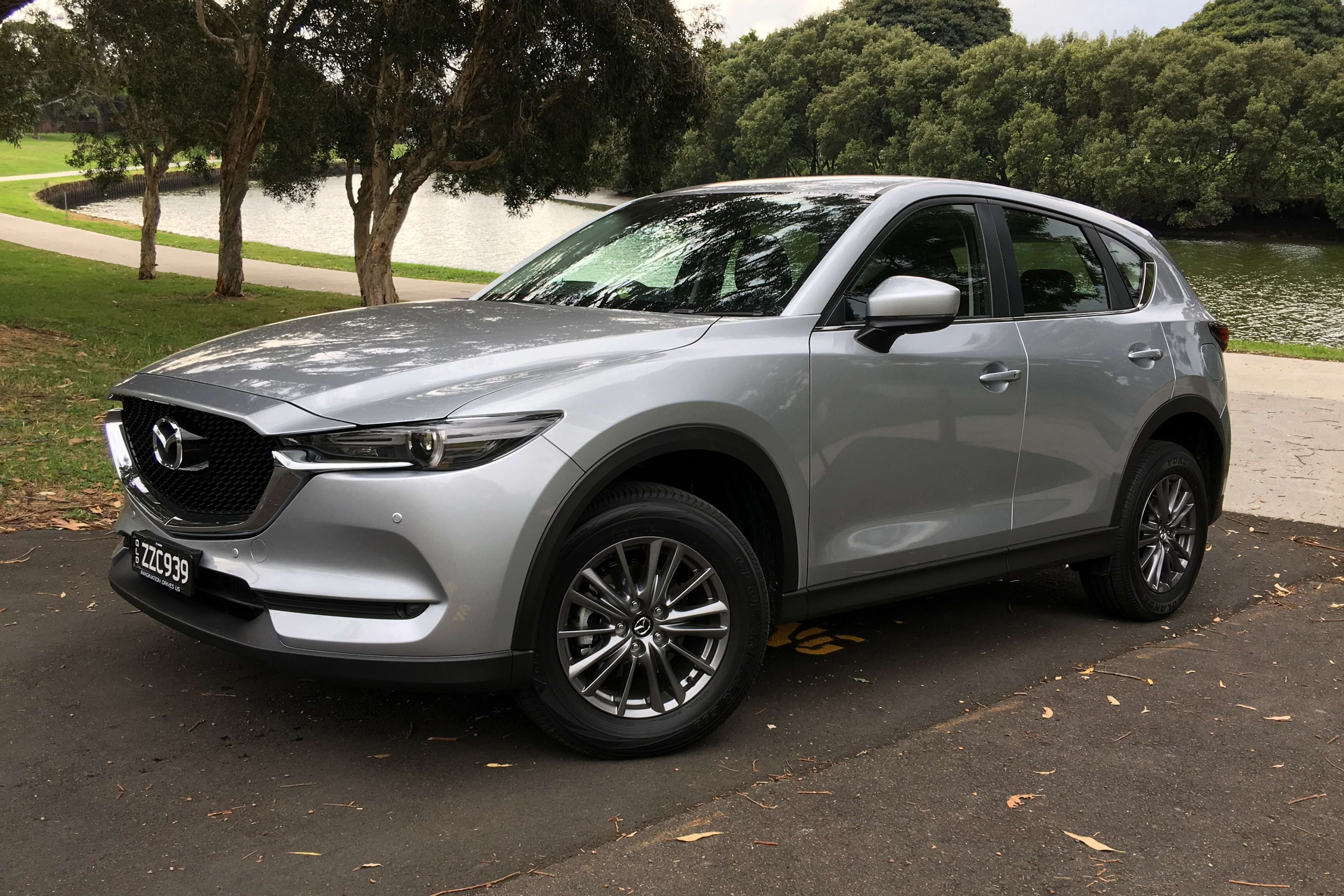 Mazda CX-5 Touring | Mazda CX-5 Touring petrol 2017 review | CarsGuide