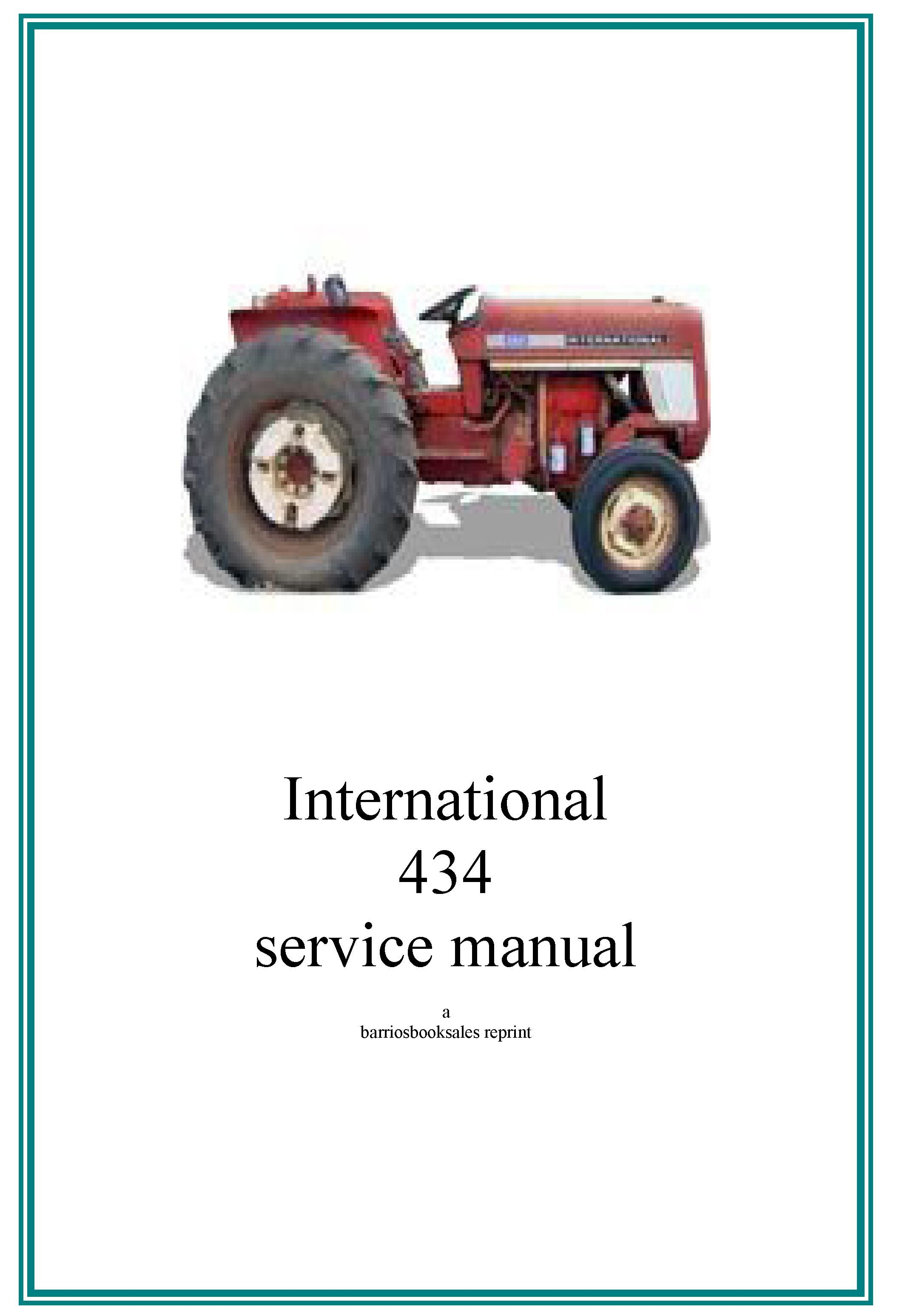 Pin by Tractor manuals downunder on Manuals for IHC-Farmall-McCormick to  download   Pinterest   Manual, Tractors and International tractors