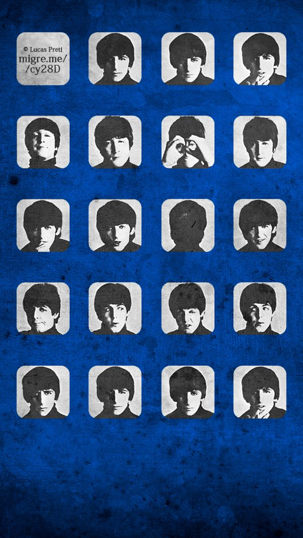 Beatles Wallpapers For IPhone 600x900 The Iphone 5 Wallpaper 22