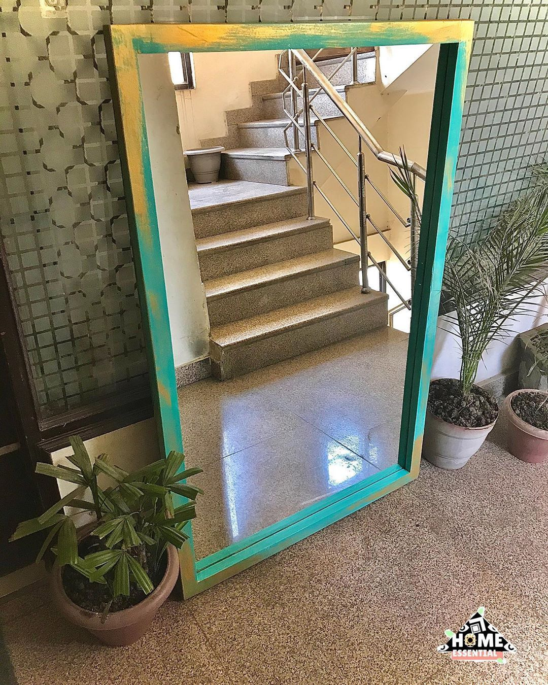 Order this beautiful 5*3 ft big mirror to make your everyday look beautiful 🌟✨. Free delivery (serving only in Delhi, Gurugram, Faridabad, Ghaziabad, Noida and Greater Noida).