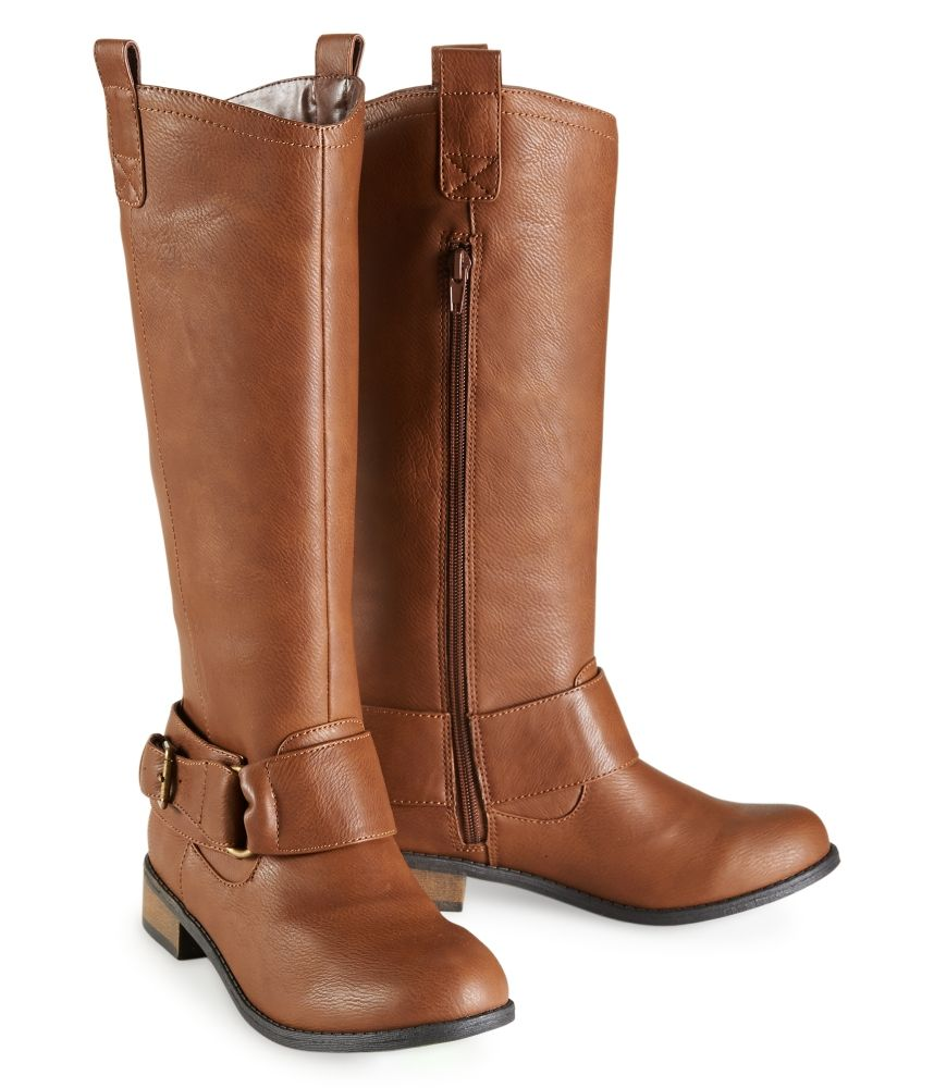 Just like mommy!! Kids' Tall Riding Boots - PS From Aeropostale ...