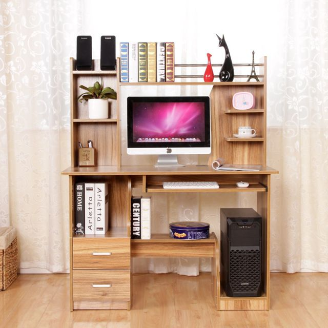 m long green escritorio de la computadora de escritorio estantera estantera armario simple combinacin de
