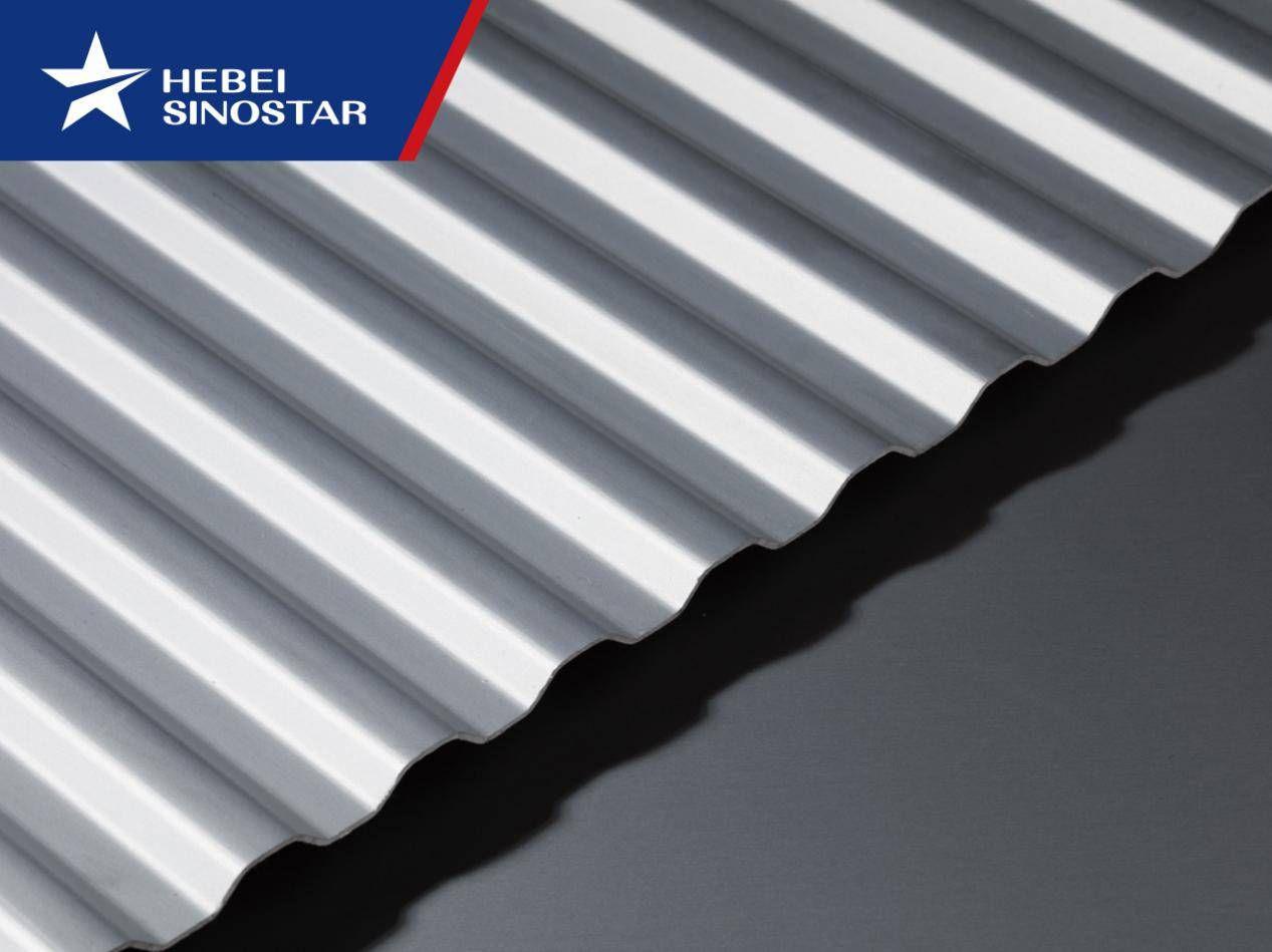 Aluminium Corrugated Sheet In 2020 Corrugated Roofing Sheets Aluminium