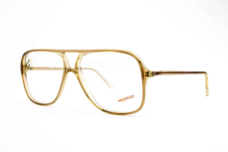 2c82875902 70s Vintage Aviator Eyeglass Frame