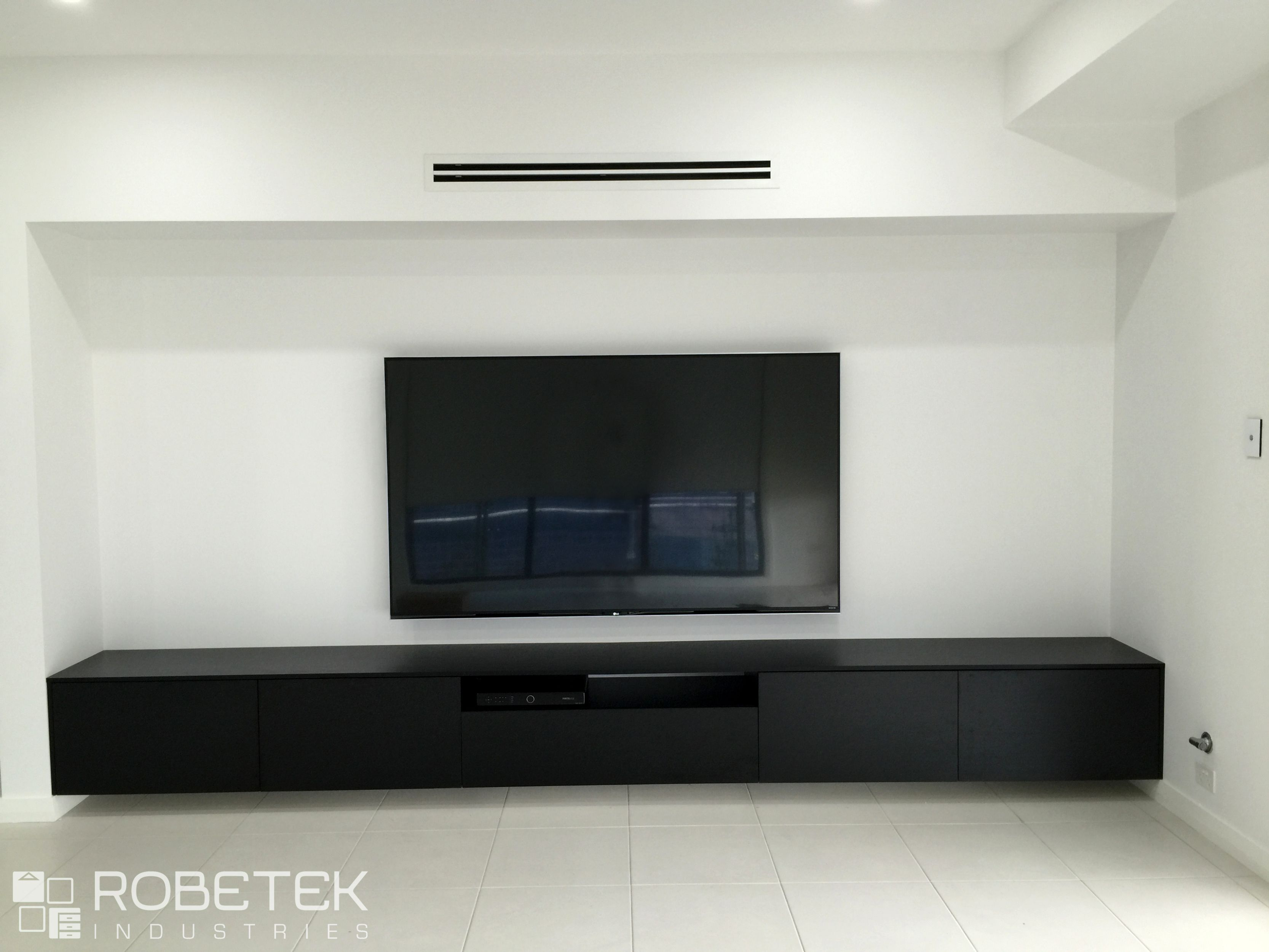 Floating Tv Cabinet Custom Floating Tv Units In Many Modern Living Rooms