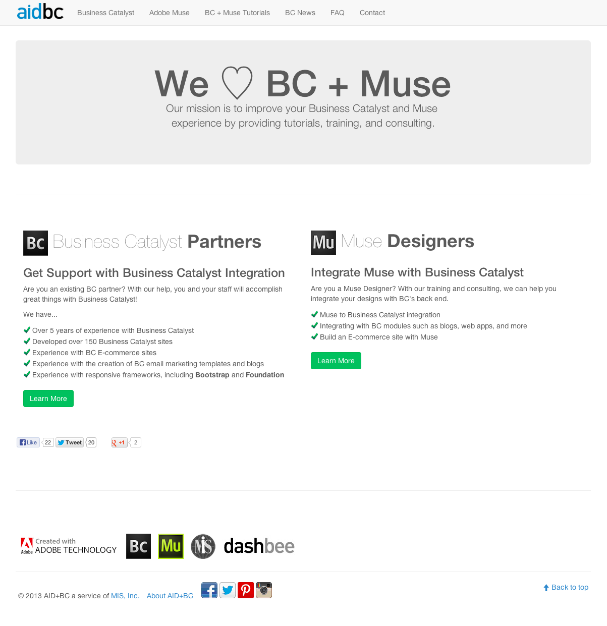Must have adobe muse freebies adobe and template wajeb Gallery